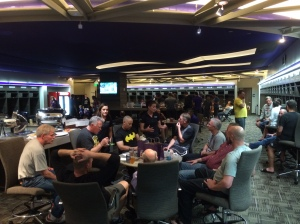 Fantasy Camp hors d'oeuvres